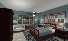American Casual Bedroom One
