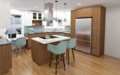 Marie Ève Raymond won our Kitchen Design Contest