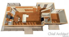 Fine Homebuilding's Annual HOUSES Awards Renderings