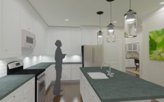 Kitchen Rendering #2