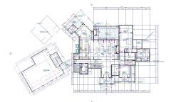 Custom Residential Floor Plan