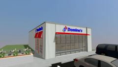 Domino's Front Concept