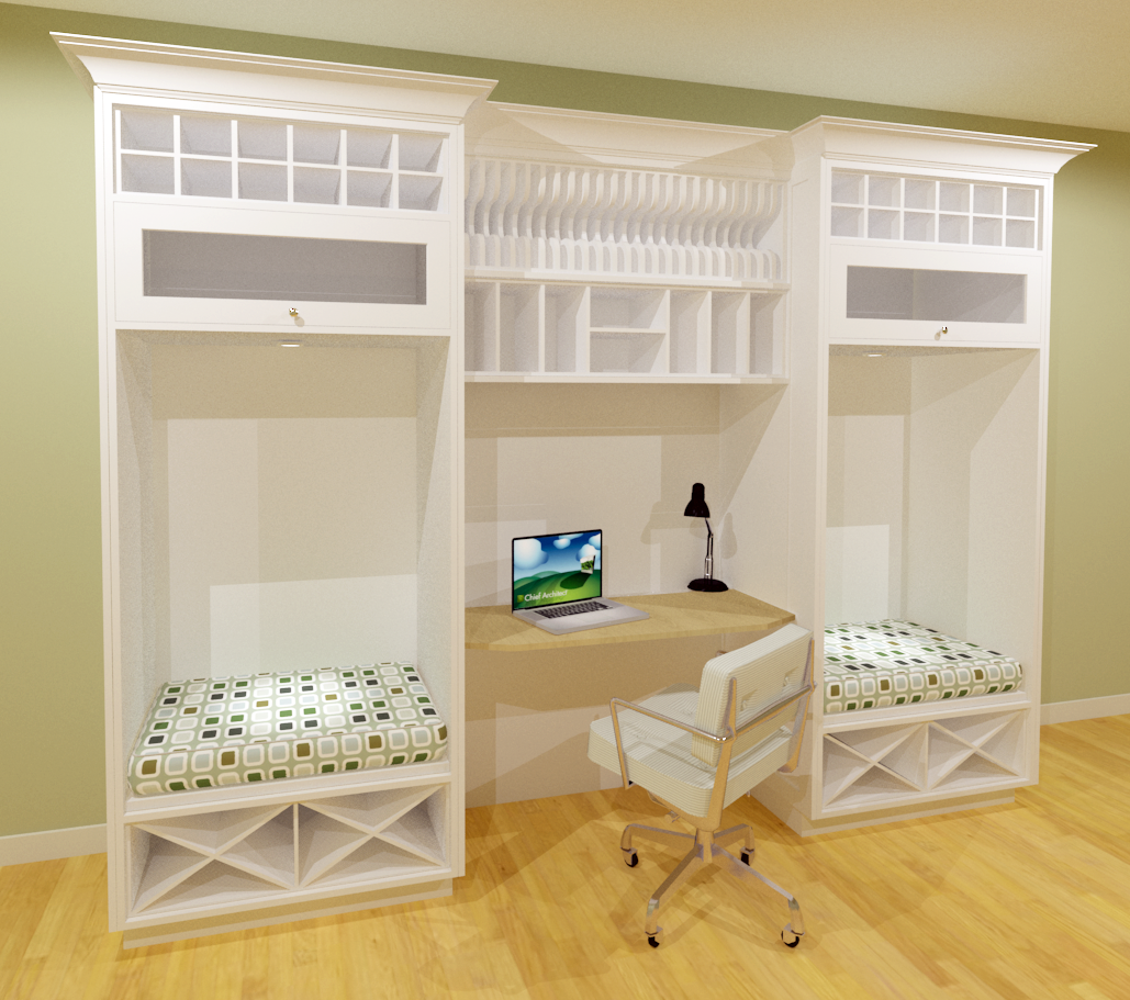 Cabinet Specialty Storage