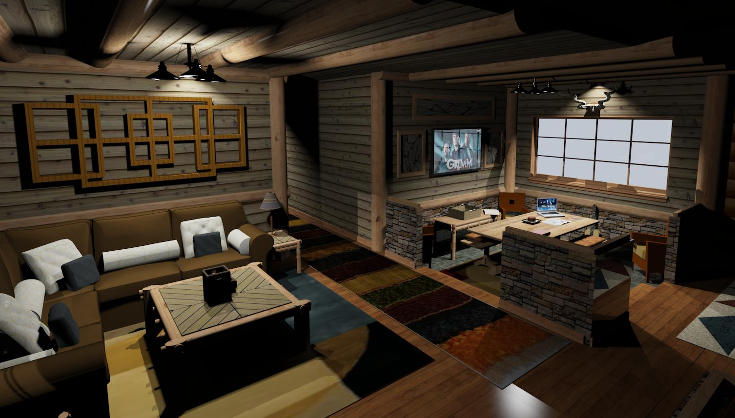 cabin render2 94 passes