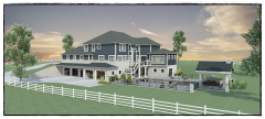 Rear Rendering - Iowa