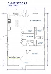 2 Option 2 - Floorplan