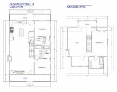 3 Option 3 - Floorplan
