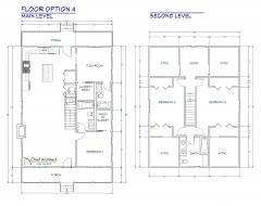 4 Option 4 - Floorplan