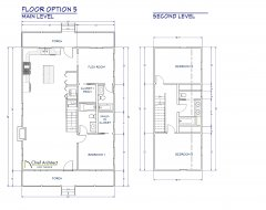 5 Option 5 - Floorplan