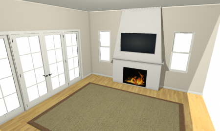 Fireplace - Tapered Front.png