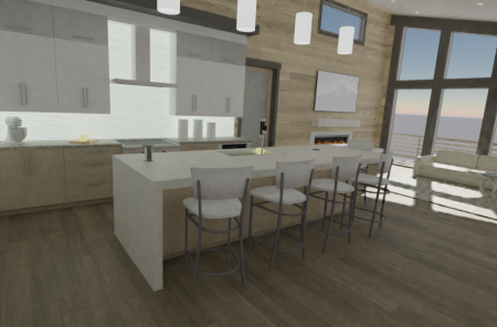 Kitchen-Bachelor-View (3 - blender cycles 1 min).png