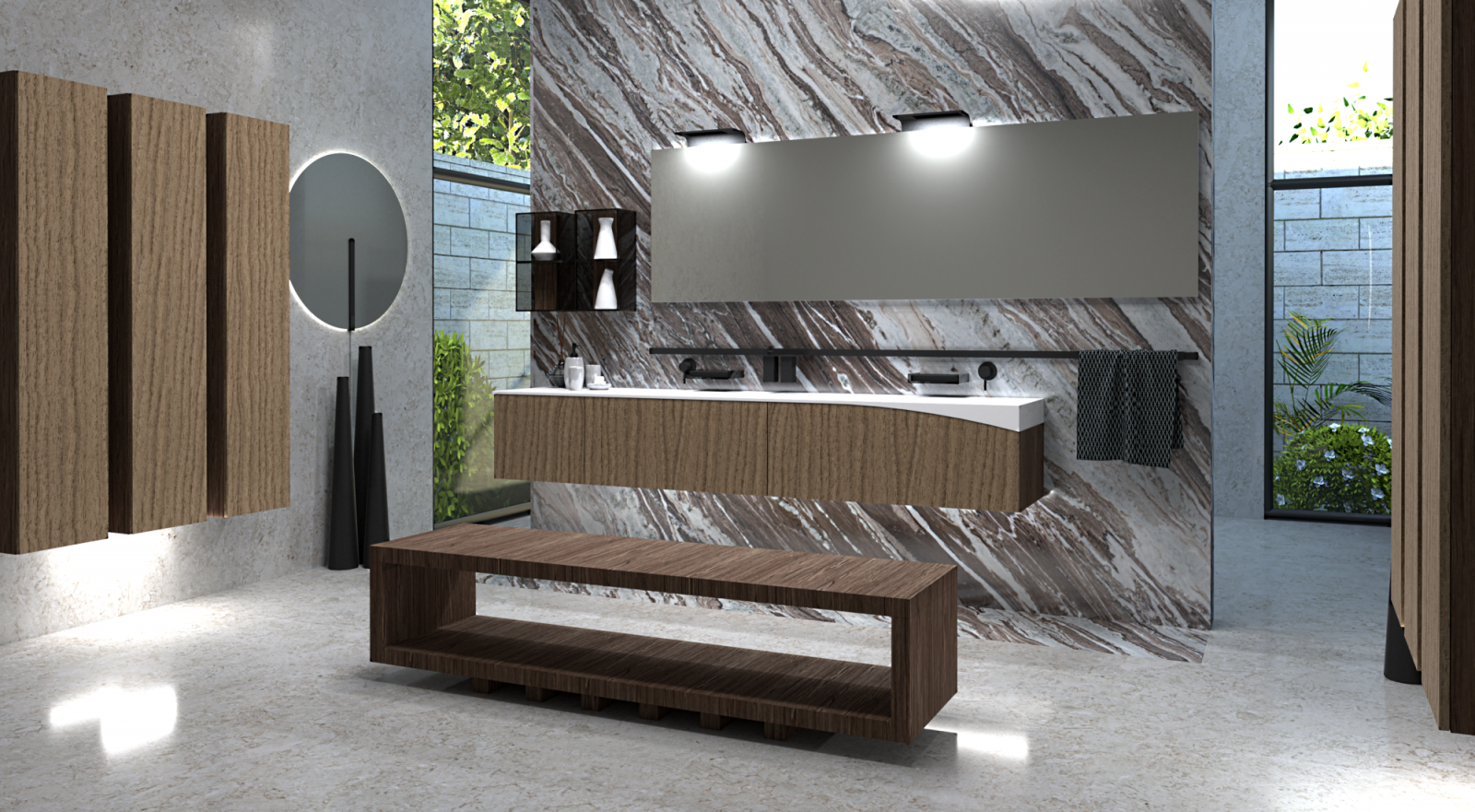 Bathroom - 3Ds Max - ART