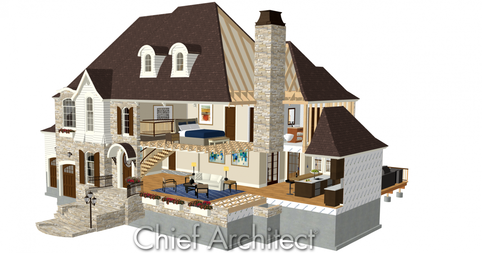 Home Designer Pro cover house