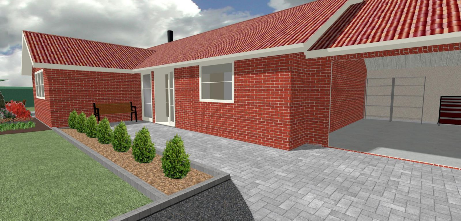 Parcel Home 153sqm   Outdoor 04
