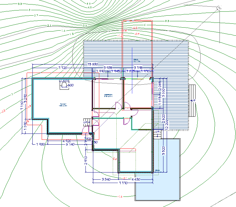 Floor plan experimentations....not after design awards here, just simple tool use.