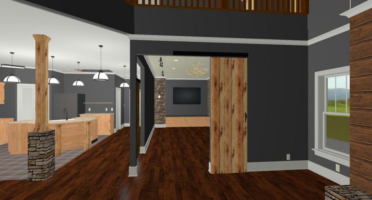 Corner Barn Doors Q A Hometalk Forum