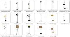 Lighting No.11 Floor Lamps